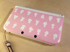 Animal Crossing Silhouttes  Vinyl Decal- For Your Nintendo 3DS XL Game System