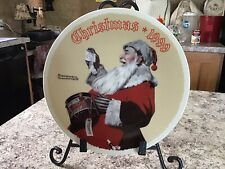 Collectable 1999 Limited Edition Norman Rockwell Plate