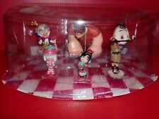 Disney Wreck It Ralph Figures Sugar Rush Playset New Vanellope King Candy