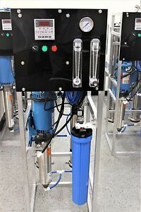 Reverse Osmosis Water System 4000 GPD Commercial Industrial RO Made in USA