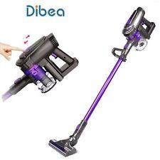 Dibea F6 2 en 1 Aspirateur Vertical sans fil Portable Nettoyant Mute Violet