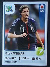 Panini 81 Mike Havenaar Japan Confed Cup 2013 Brasilien