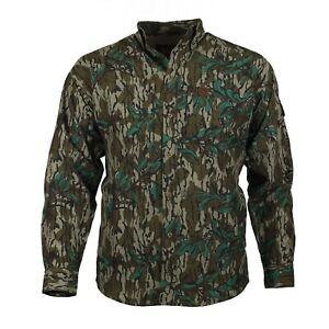 Mossy Oak Gamekeeper DTB Long Sleeve Hunting Shirt
