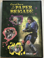 Gunther And The Paper Brigade (Dvd, 2003, OOP, Robert England) Canadian