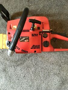 Petrol Chainsaw
