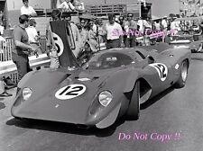Pedro Rodriguez NART Ferrari 312 P Bridgehampton Can Am 1969 Photograph 2