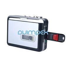 P02 Cassette pour mp3 Convertisseur USB Cassettes Magnétophone tape-to-mp3