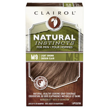 3pk Natural Instincts Semi-Permanent Hair Color Kit For Men, Coloring & Styling