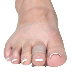 Unisex Gel Hammer Toe Support-Set of 4 Toe Straighteners, Pain Relief