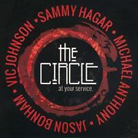 Sammy Hagar And The Circle - At Your Service (NEW 2CD)