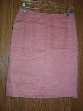 Merona Pink Skirt Size 4 Lined
