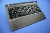 "Clevo 15.6"" W650SZ Bottom Case, Palmrest, Touch pad, Keyboard"