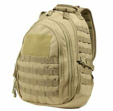 CONDOR MOLLE Tactical Ambidextrous Sling Pack Backpack Conceal Bag 140-003 TAN