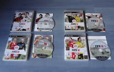4 Spiele: Fifa 09 , Fifa 10 , 11 und Fifa 12 fuer Sony Playstation 3 PS3