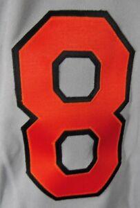 Cal Ripken Jr Autographed Signed 2001 Baltimore Orioles Authentic Jersey CFS HOF