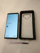 Samsung Galaxy Note 9 Unlocked from AT&T N960U - GSM - 128GB (minor scratch)
