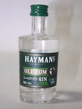 Gin Haymans Old Tom  5cl 40% mini flasche bottle miniature bottela mignonnette