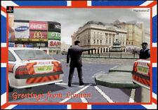 cartolina pubblicitaria PROMOCARD n.3421 PLAYSTATION2 THE GATEWAY VIDEOGIOCO