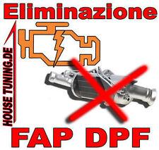Tubo Rimozione FAP DPF Downpipe Toyota Rav4 Rav 4 2.2 136 177cv HP D4D