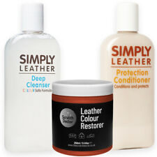 TAN Leather Cleaner, Conditioner & Restorer for Sofa, Bags, Shoes, Jackets etc