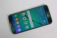 Samsung Galaxy S6 Edge SM-G925F 32GB Green (Unlocked) SMASHED SCREEN, WORKS 321