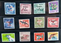 .NAURU MINT 3 SETS MNH MVLH. HIGH GRADE. NICE LOT.