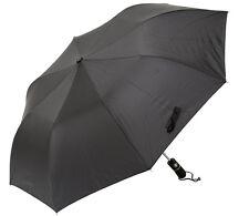 3GRR8 Umbrella, Black, Auto open and close