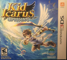 Kid Icarus: Uprising 3DS New Nintendo 3DS, nintendo_3ds