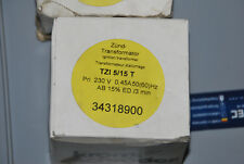 KROMSCHRÖDER 34318900 ZÜNDTRANSFORMATOR ZÜND TRANSFORMATOR TZI 5/15 T TZI5/15T
