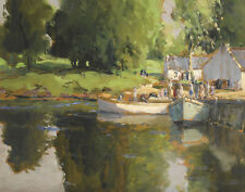 Craig James The Prime Of Summertime Canvas Print 16 x 20  #5904