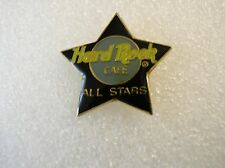 ON LINE,Hard Rock Cafe Pin,All Stars Star