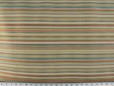 Grand Stripe Gold 100% Polyester Fabric