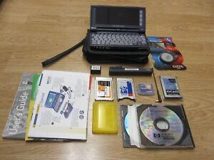 HP Jornada 690 Handheld PC - Some Extras - MUST READ DESCRIPTION!