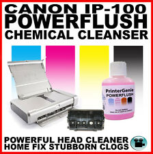 Canon Pixma ip-100 Impresora: Kit de limpieza: Boquilla de descarga de cabezal de impresión Desatascador
