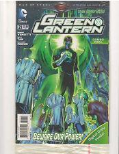 GREEN LANTERN #26 COMBO PACK, NM (January 2014, DC Comics, New 52)