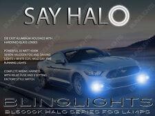 2015 2016 2017 Ford Mustang Halo Foglamps Drivinglights Kit