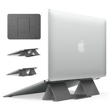 Laptop Stand | Ringke [Folding Stand 2] Portable Foldable Adjustable Cooling Pad