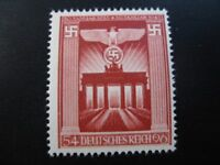 THIRD REICH 1943 mint MNH Rise to Power Anniversary stamp! *99 CENT SPECIAL**