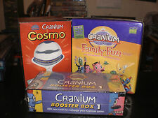 CRANIUM GAME LOT 3 GAMES NEW!