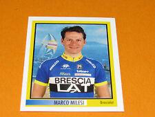 N°46 MILESI BRESCIALAT MERLIN GIRO D'ITALIA CICLISMO 1995 CYCLISME PANINI TOUR