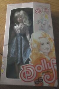"""Dolly Parton 11.5"""" poseable doll, NRFB, #41150"""