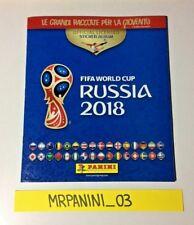 WC RUSSIA 2018 Panini - ALBUM COMPLETO 680 Figurine-stickers ITALIA - Edicola