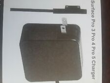 for Microsoft Surface Pro 3,Pro 4,Pro 5/6,Surface Book AC Adapter Charger