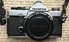 Olympus OM-1n 35mm SLR Film Camera Body Only with Original Case