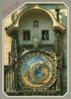 ASTRONOMICAL CLOCK of the OLD TOWN HALL, PRAGUE POSTCARD - NEW