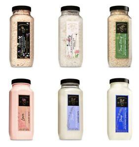 Bath & Body Works Aromatherapy Luxury Bath Soak Salts or Bubbles! *U Choose 1