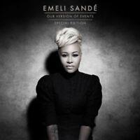 Emili Sande - Our Version Of Events [CD]