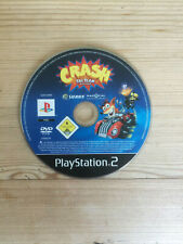 Crash Tag Team Racing for PS2 *Disc Only*