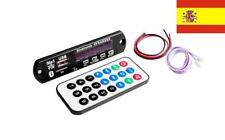 MP3 WMA Módulo Bluetooth Inalámbrico Audio decodificador 12V USB Tf Radio  153