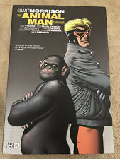 The Animal Man Grant Morrison Omnibus Hardcover Out Of Print